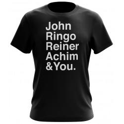 """T-Shirt """"John, Ringo,..."""
